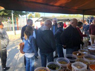 Campa%C3%B1a preelectoral partido popular herencia10 320x240 - Encuentro comarcal del Partido Popular con Paco Ñúñez en Herencia