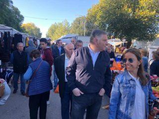 Campaña preelectoral partido popular herencia7 320x240 - Encuentro comarcal del Partido Popular con Paco Ñúñez en Herencia