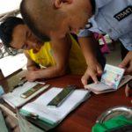 Elías Escribano llega a Laos tras estar ingresado en un hospital chino 73