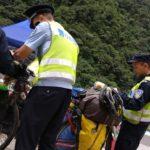 Elías Escribano llega a Laos tras estar ingresado en un hospital chino 72