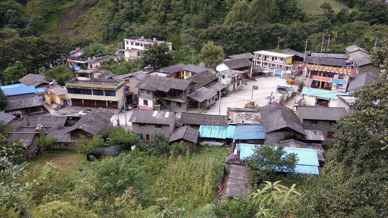 Elías Escribano llega a Laos tras estar ingresado en un hospital chino 34