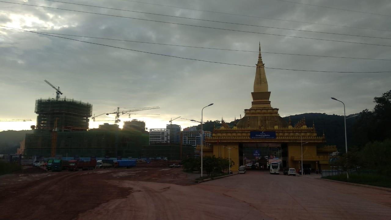 Elías Escribano llega a Laos tras estar ingresado en un hospital chino 48