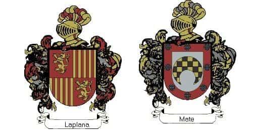 MATE 2 - La familia Laplana-Mate