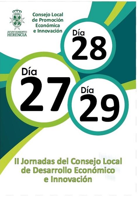 Segundas jornadas del Consejo Local de Desarrollo Económico - Segundas jornadas del Consejo Local de Desarrollo Económico e Innovación