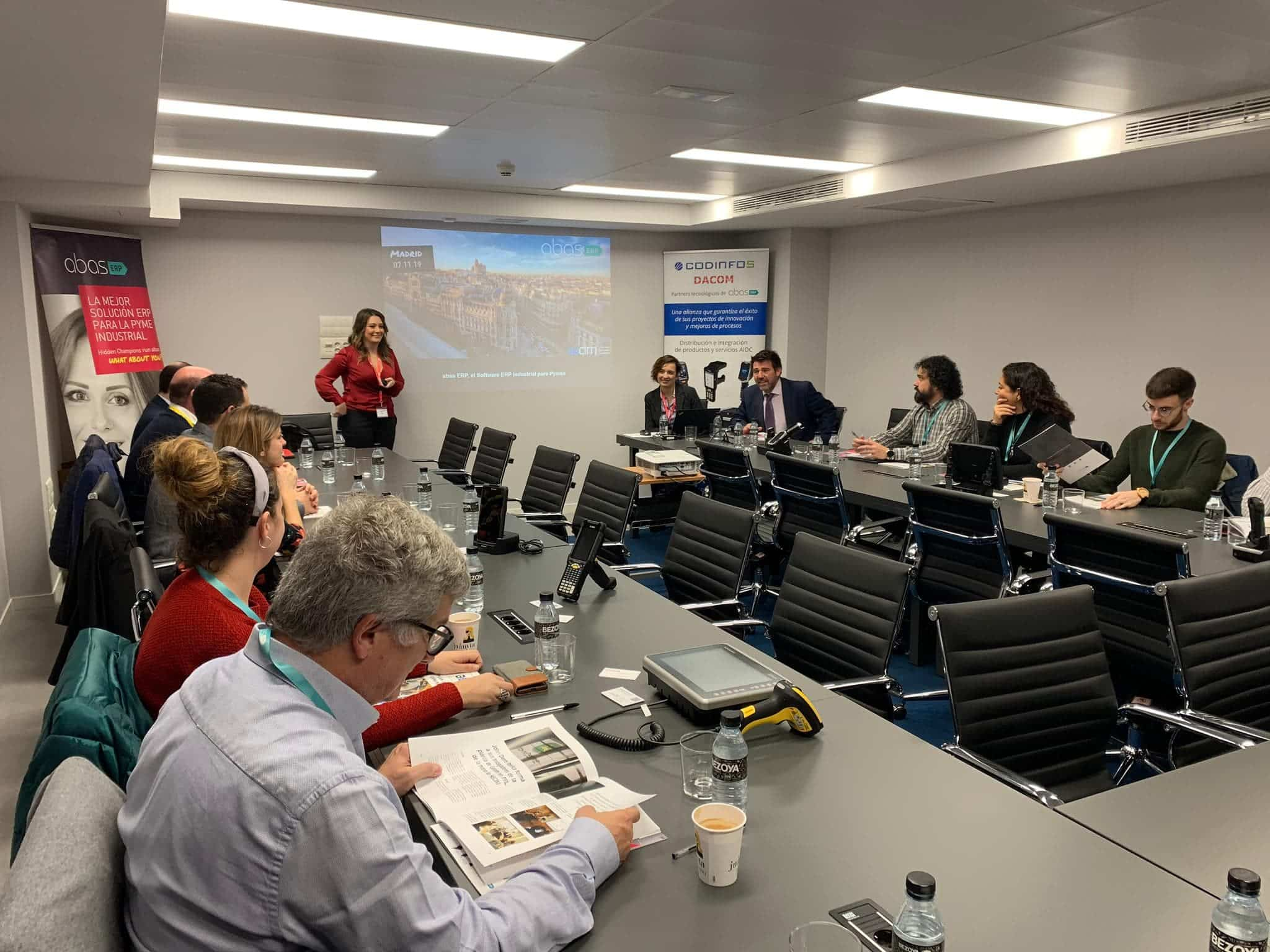Tecnove Fiberglass presente en el evento de networking de ABAS Ibérica 3