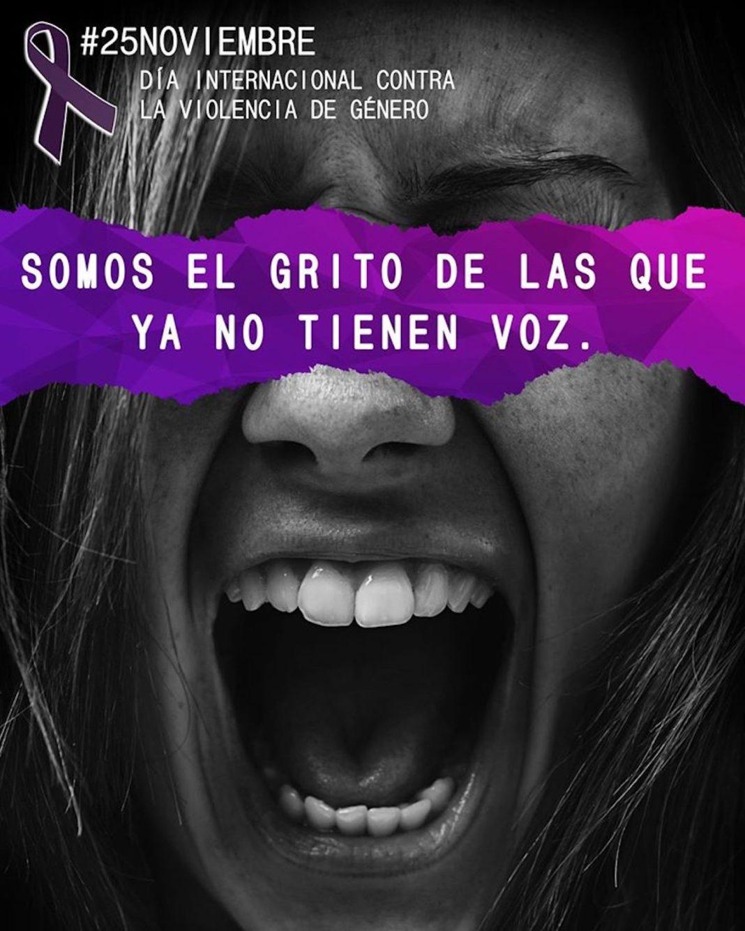 dia contra violencia genero 25 noviembre 1068x1335 - 25 de noviembre: Día Internacional Contra La Violencia de Género