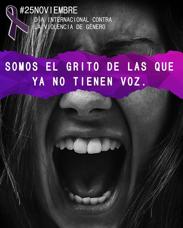 25 de noviembre: Día Internacional Contra La Violencia de Género 3