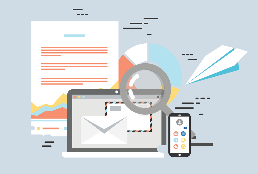email marketing 1068x722 - Marketing y emails en tu negocio: por qué y para qué