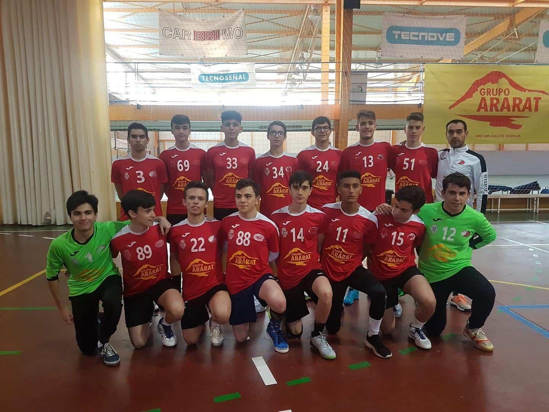 Presentación de los equipos de balonmano en Herencia 22