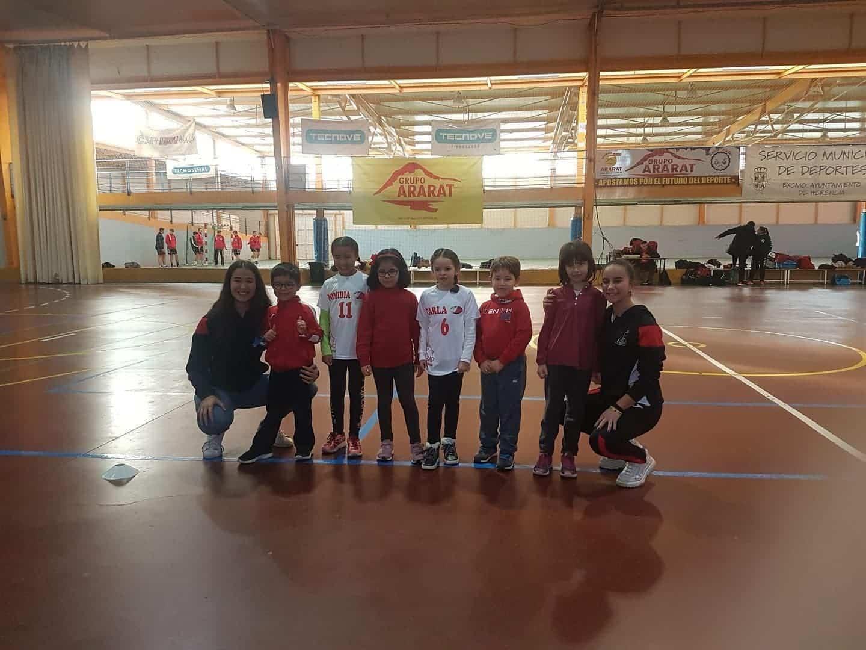 Presentación de los equipos de balonmano en Herencia 24