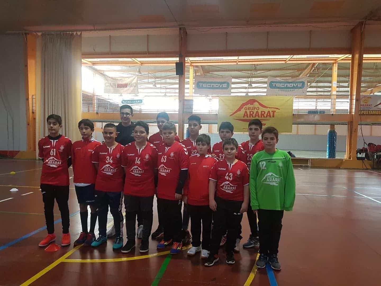 Presentación de los equipos de balonmano en Herencia 26