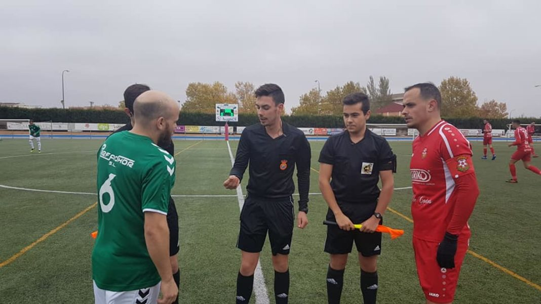 El Acto. Pedro Muñoz deja de ser un equipo invicto a costa de un buen Herencia C.F. 7