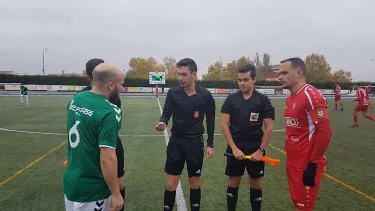 El Acto. Pedro Muñoz deja de ser un equipo invicto a costa de un buen Herencia C.F.