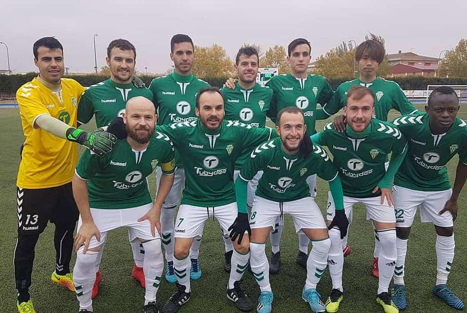 futbol pedro munoz herencia 2 - El Acto. Pedro Muñoz deja de ser un equipo invicto a costa de un buen Herencia C.F.