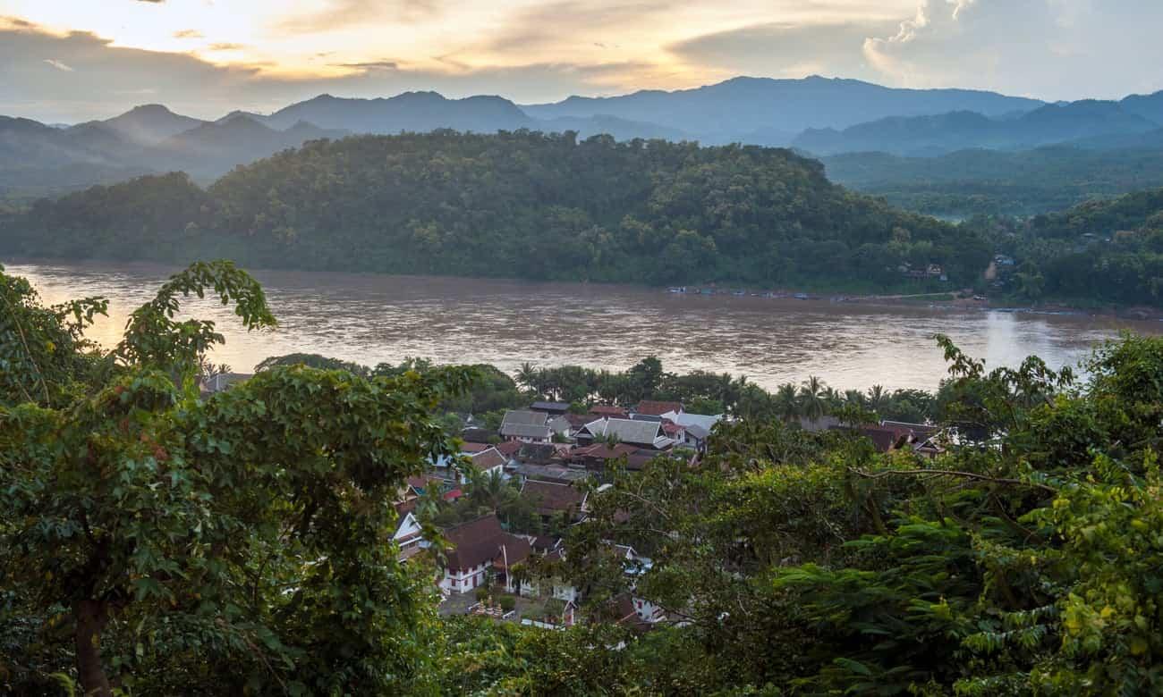 luang - Perlé recorre Laos y se reencuentra con Tailandia