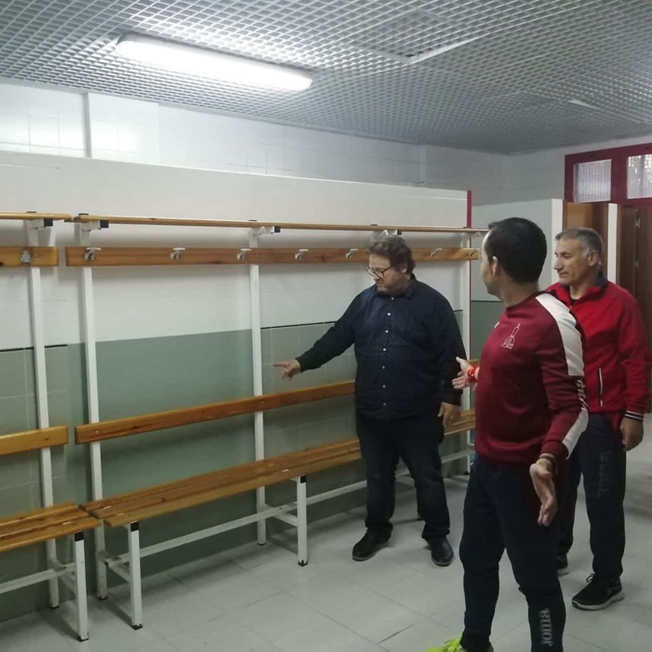Mejoras en las instalaciones del campo de fútbol de Herencia 24