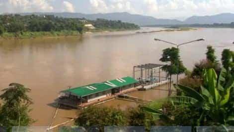 mekong - Perlé recorre Laos y se reencuentra con Tailandia