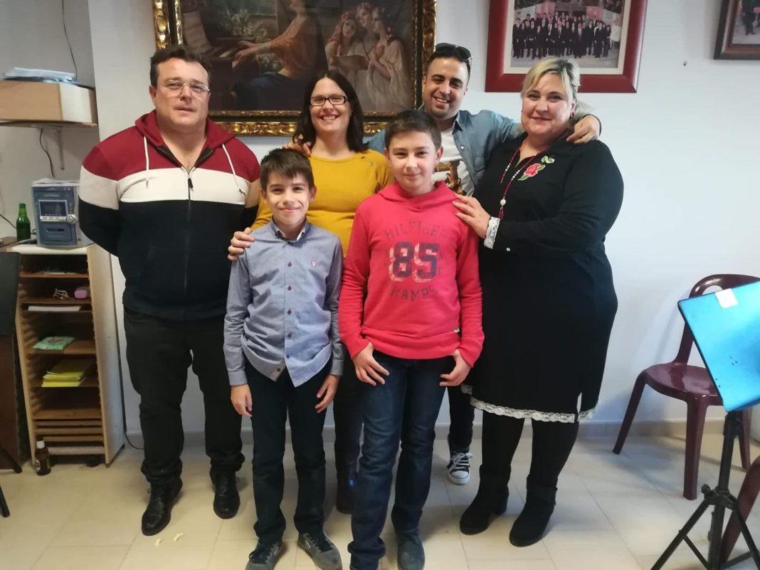 nuevos musicos santa cecilia herencia 1068x801 - La Agrupación Musical Santa Cecilia suma 5 nuevos músicos