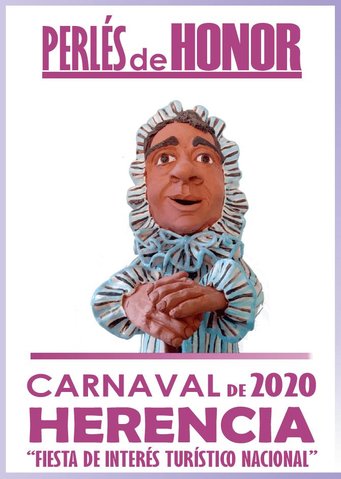 perles 2020 carnaval herencia propuestas - Herencia se pone en marcha en busca de sus Perlés de Honor 2020
