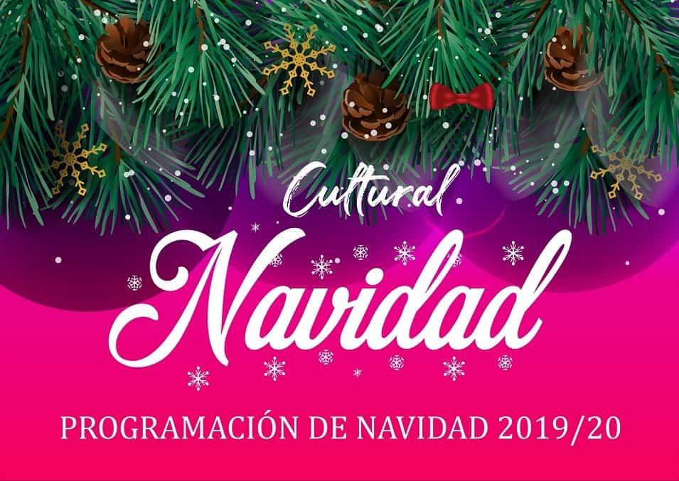 portada navidad cultural - Presentada la programación para la Navidad en Herencia