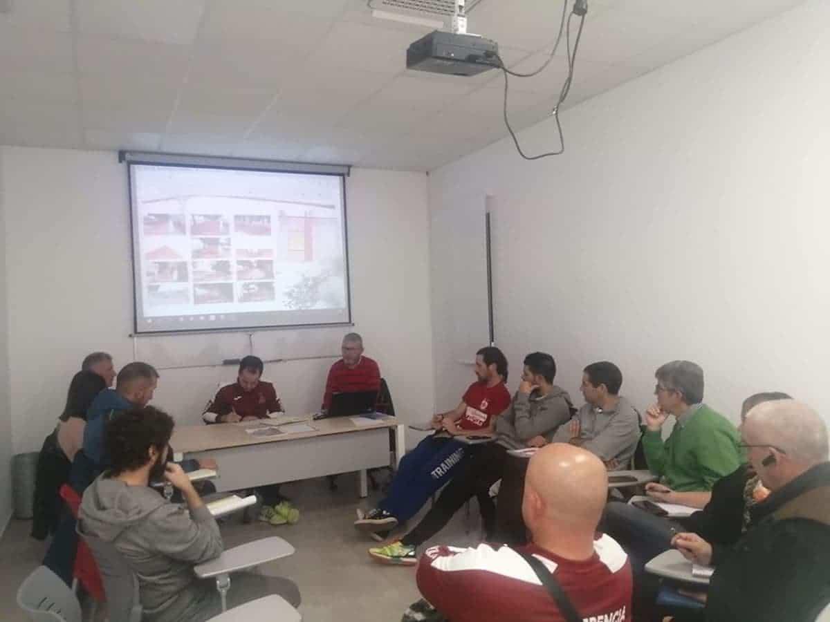 Reunión del Consejo Local del Deporte para la temporada 19/20 3