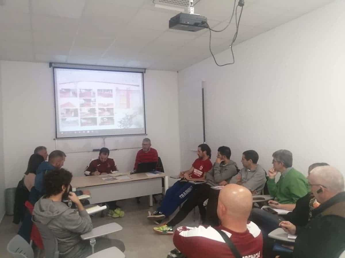 reunion consejo local deporte herencia - Reunión del Consejo Local del Deporte para la temporada 19/20