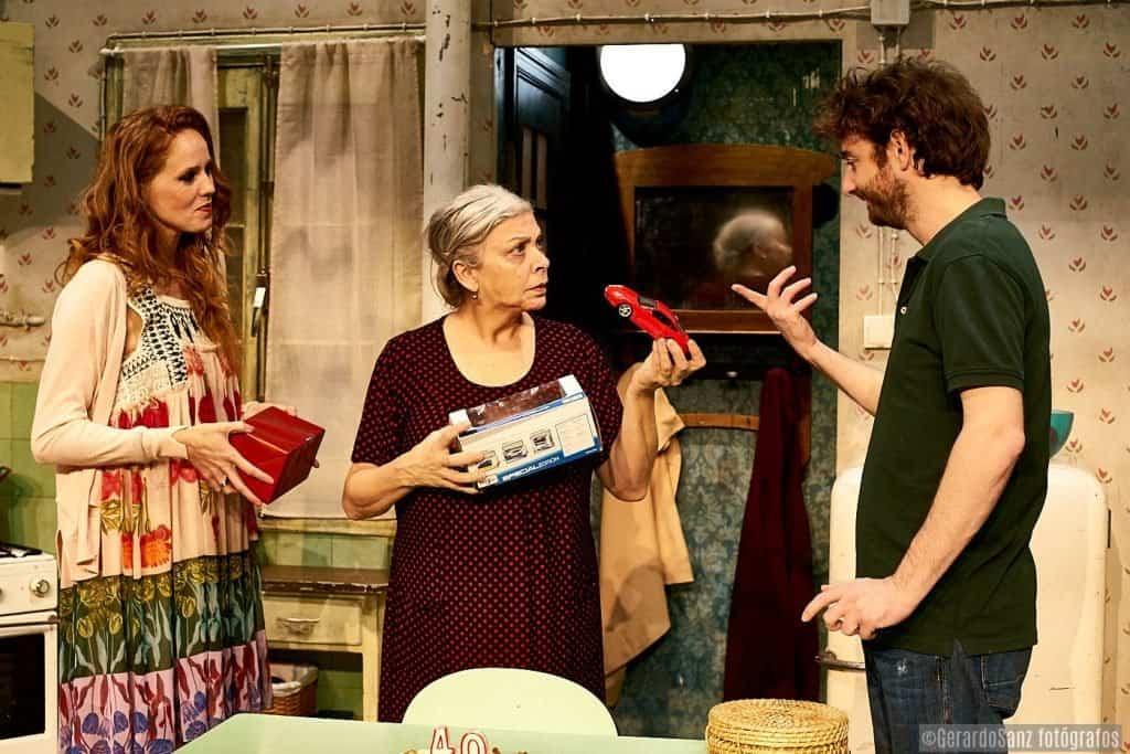 teatro juntos - El domingo 15 de diciembre llega al Auditorio Municipal la obra de teatro «Juntos»