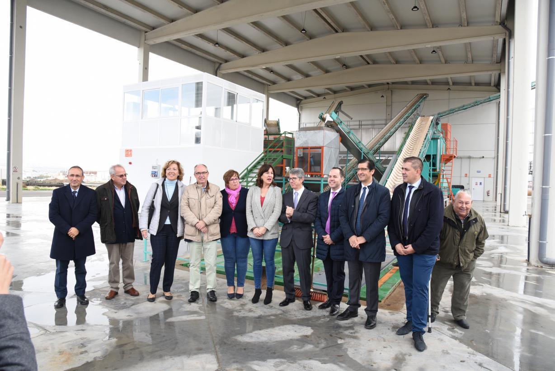 El gobierno regional asegura su apoyo a la cooperativa La Encarnación del Grupo Montes Norte en Herencia 7