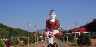 Perlé desea FELIZ NAVIDAD a todos sus seguidoresdesde Birmania.
