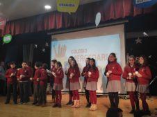 Encuento de villancicos de colegios de mercedarias de la caridad03 226x169 - Herencia acogió el Certamen de Villancicos Interescolar de los Colegios Hermanas Mercedarias de la Caridad