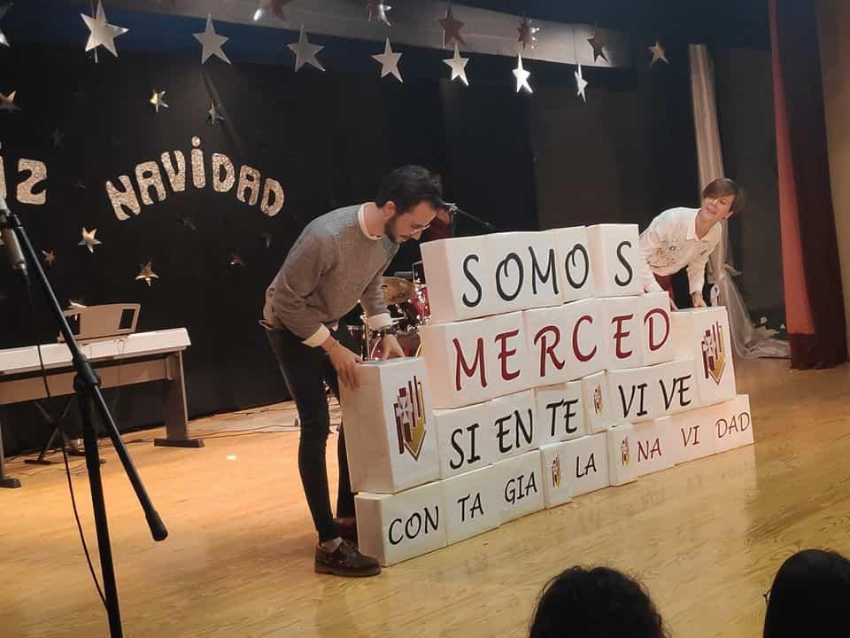 Encuento de villancicos de colegios de mercedarias de la caridad13 - Herencia acogió el Certamen de Villancicos Interescolar de los Colegios Hermanas Mercedarias de la Caridad