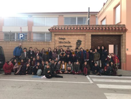Encuento de villancicos de colegios de mercedarias de la caridad16