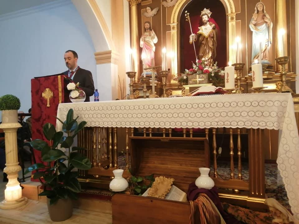 Exaltación extraordinaria a San José0005 - La Hermandad de San José comienza los actos del centenario de su refundación