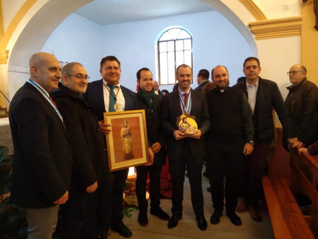 Exaltación extraordinaria a San José0007 1068x801 - La Hermandad de San José comienza los actos del centenario de su refundación
