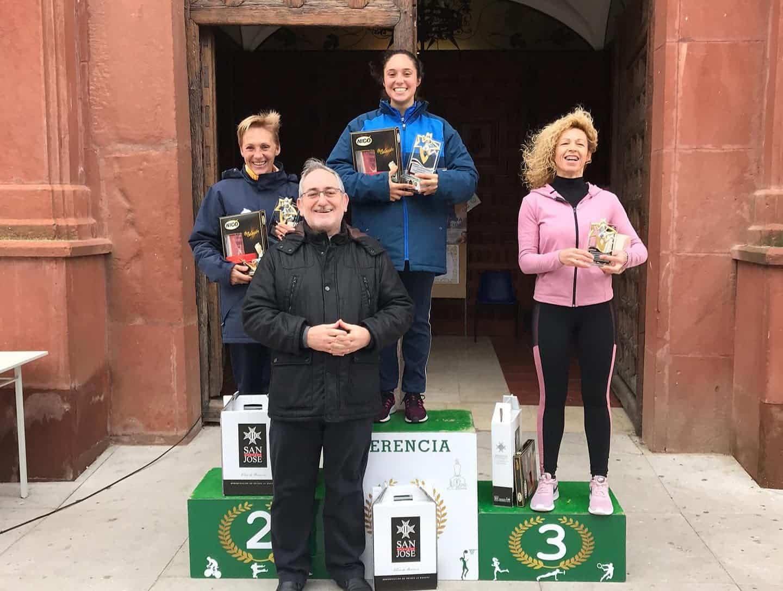 Celebrada con éxito la I Carrera Solidaria de la Inmaculada 9