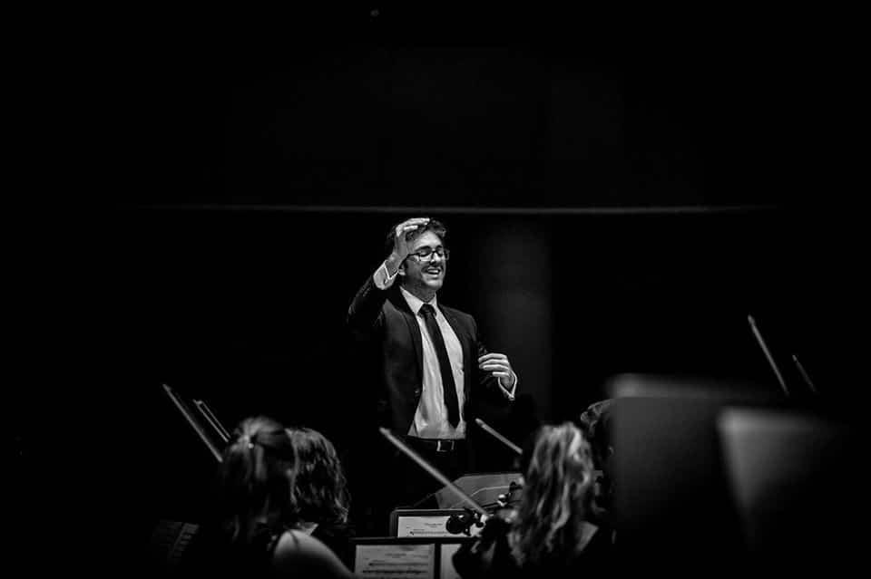 Luis Miguel Abengoza será el director de la banda de música de Morata de Tajuña 5