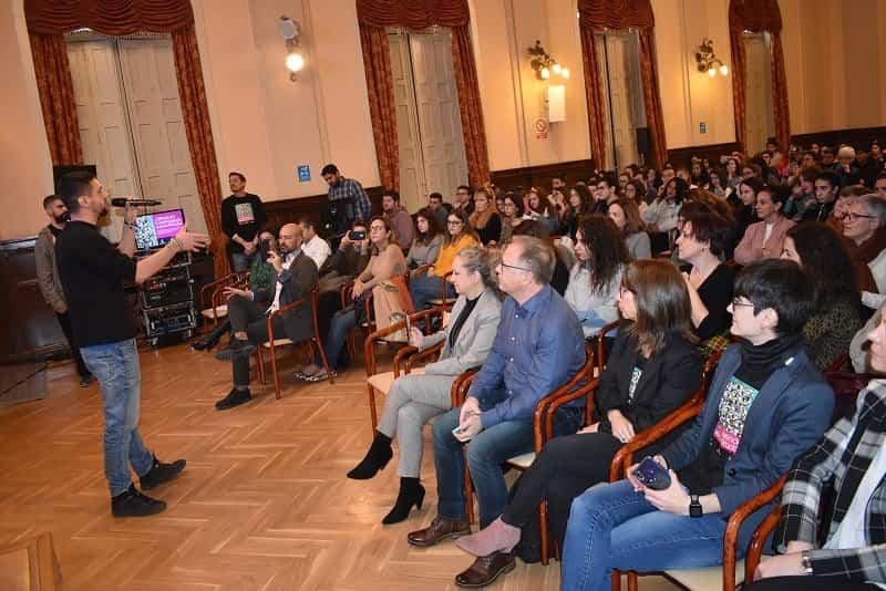 RAPEO JORNADA INCISO - IES Hermógenes Rodríguez protagonista en la clausura del programa 'Construyendo nuevas miradas'