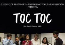 El grupo de teatro de la Universidad Popular vuelve a subirse al escenario esta Navidad