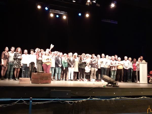 XXIX Muestra Provincial de Teatro de la Diputación3 - Herencia acogió la entrega de premios de la XXIX Muestra Provincial de Teatro de la Diputación