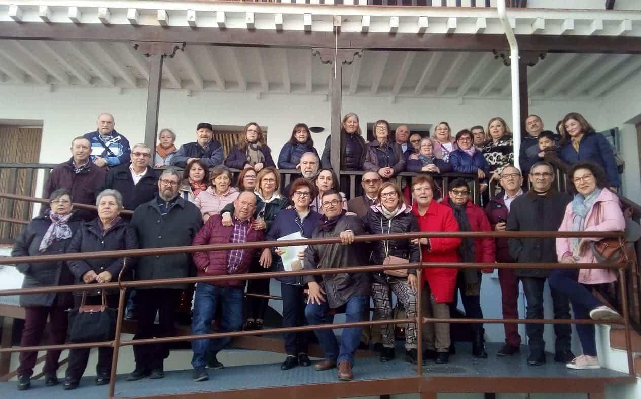 alumnos 2019 universidad popular herencia - Alumnos de la Universidad Popular de Herencia asistieron a los Sabores del Quijote
