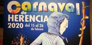 El Carnaval de Herencia 2020 ya tiene imagen