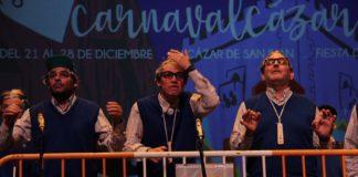"""""""Los Pelendegues"""" en la XXXIII edición del Festival de Murgas de Alcázar"""