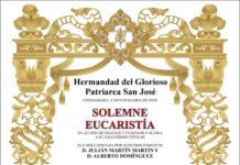 Acto de presentación del cartel y programación del centenario de la hermandad de San José