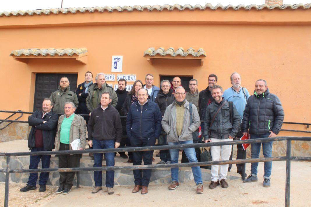 Rubén Moreno Opo sobre el estado de conservación de la Cerceta Pardilla 1