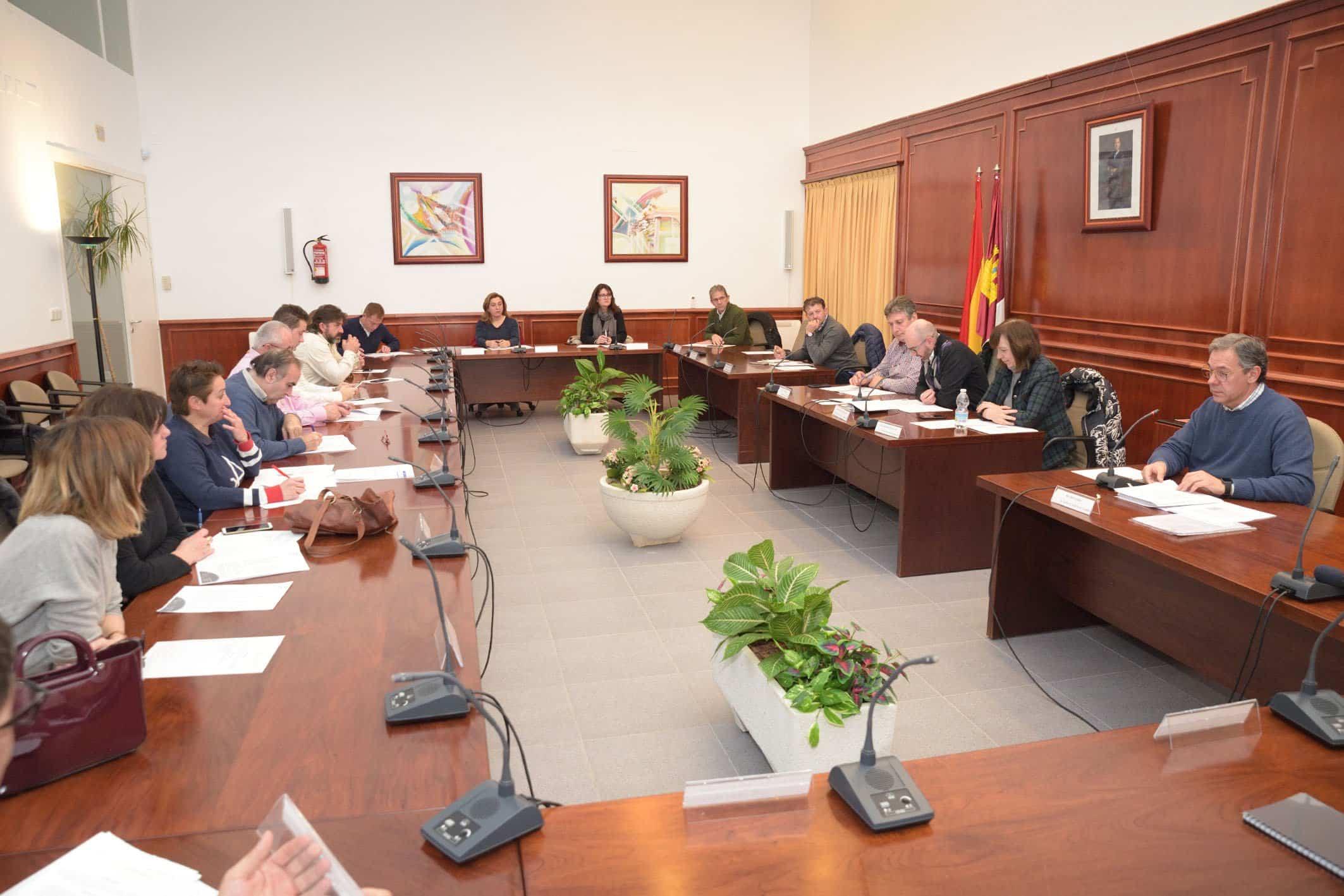 20200110 Pleno Ordinario informe gestion Comsermancha - La planta de Comsermancha gestionó 71.952 toneladas de basura en 2019