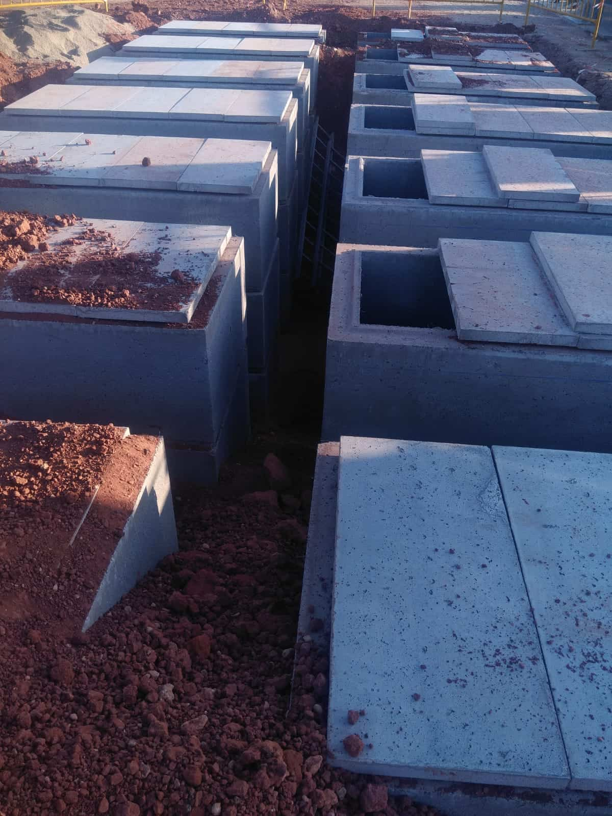 Tubyder instala 24 nuevas fosas en el cementerio de Alcázar de San Juan 6