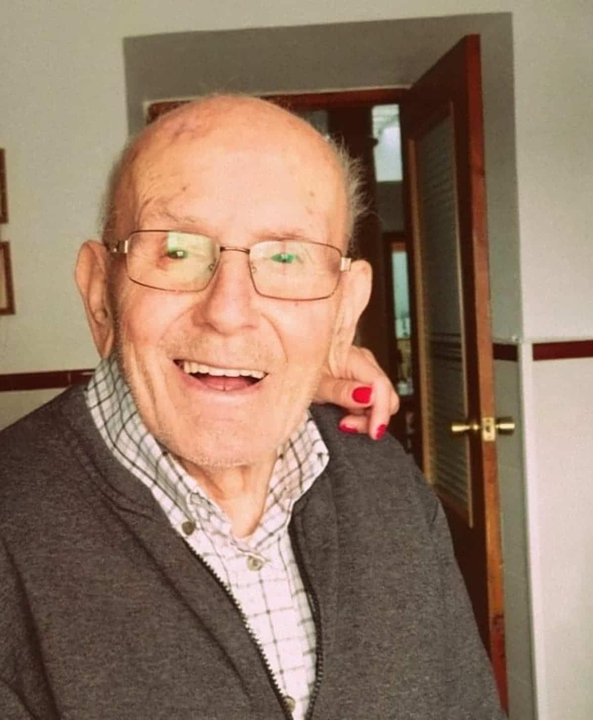 Jose Maria Fernandez de la Puebla - Herencia CF recuerda a José María Fernández de la Puebla que nos dejó hace unos días