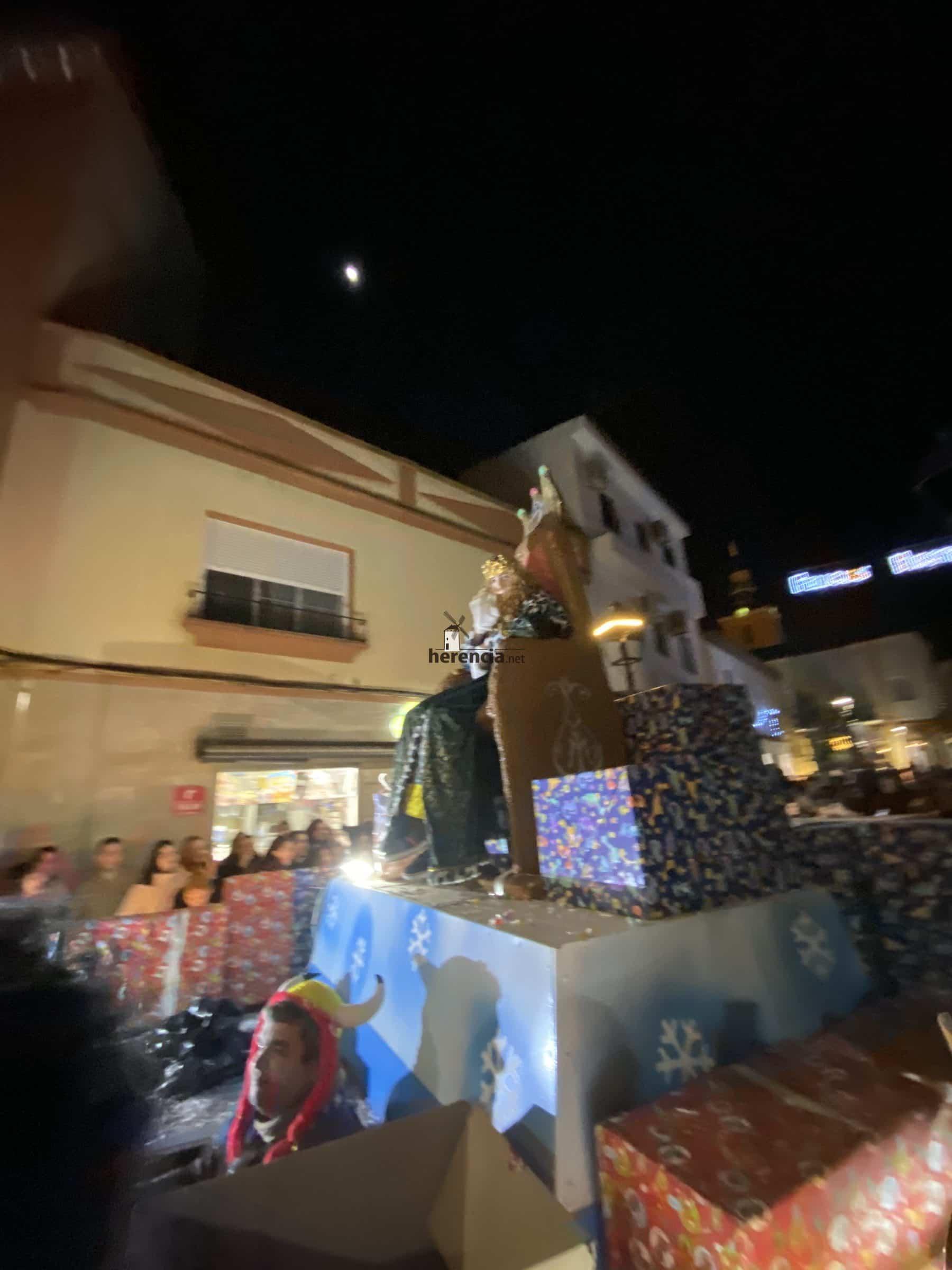 cabalgata reyes 2019 herencia 12 e1578264231230 - Galería de fotografías de Cabalgata de Reyes Magos de Herencia