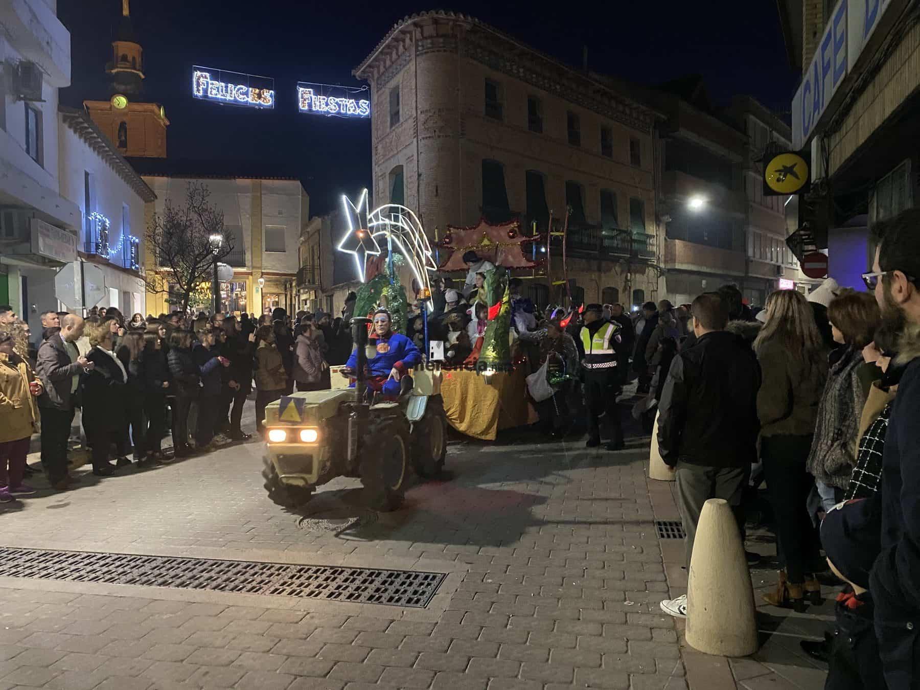 Galería de fotografías de Cabalgata de Reyes Magos de Herencia 55