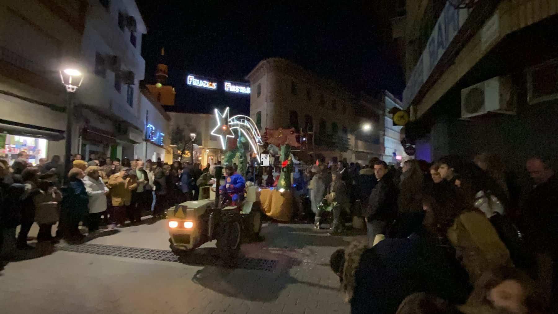 cabalgata reyes 2019 herencia 22 e1578264339417 - Galería de fotografías de Cabalgata de Reyes Magos de Herencia